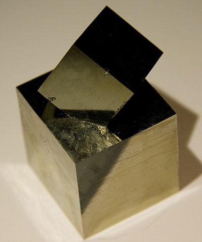Cuboid Pyrite